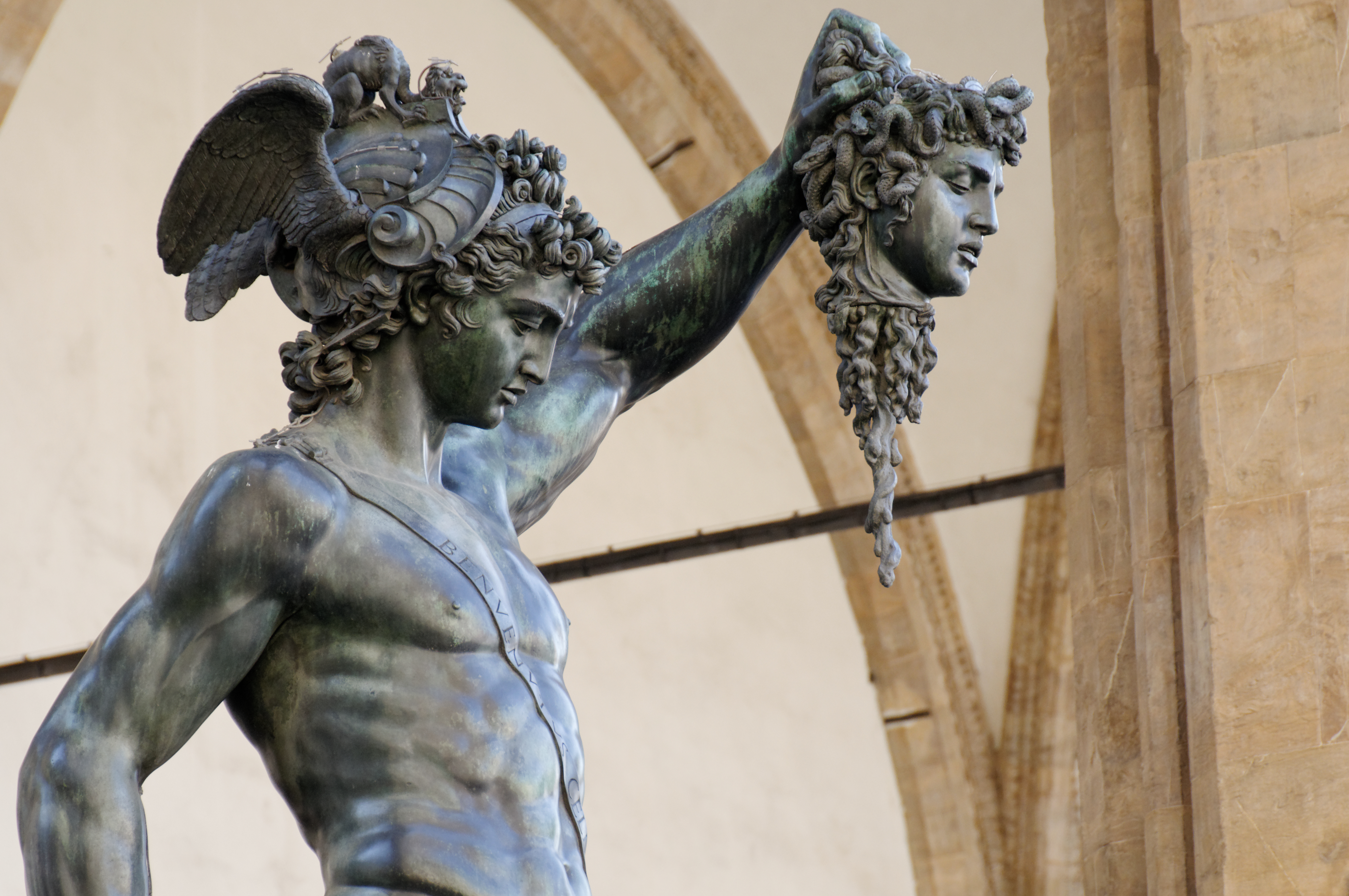 perseus myth analysis Essays and criticism on greek mythology - introduction  the analysis of the historical aspects of mythology, specifically the heroic myths, is another way mythology is studied  for example.