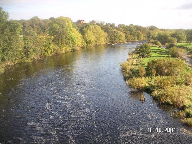 Piercebridge Tees Downstream 002