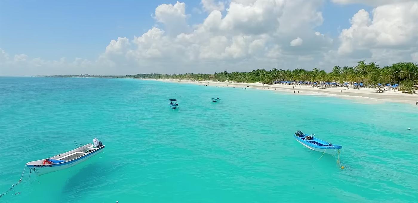 Cancun Mexico Beach House For Sale
