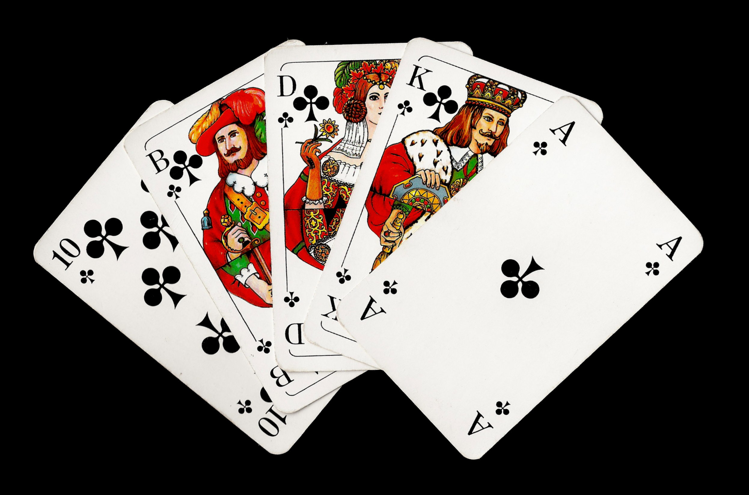 what is a flush in poker images