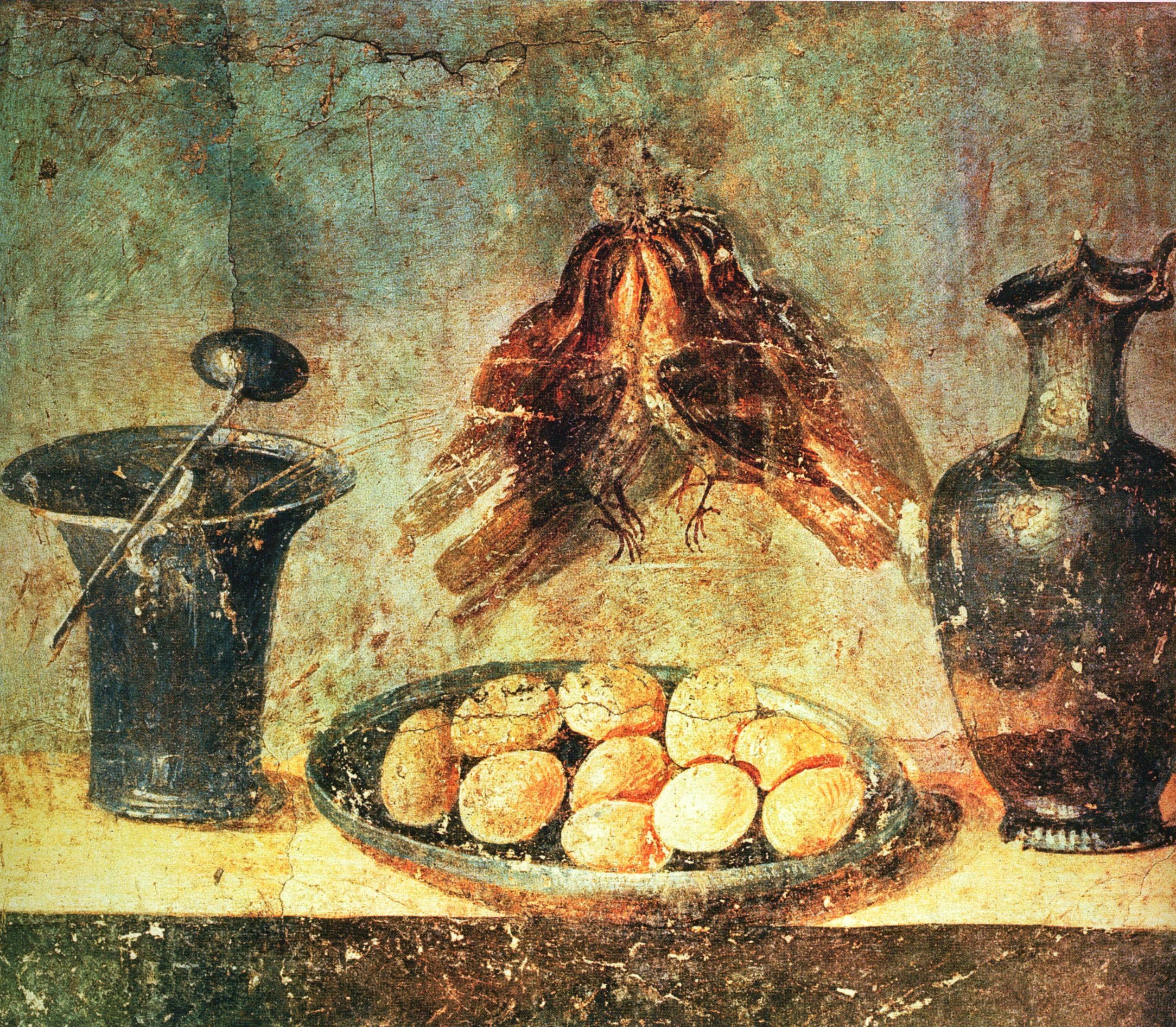 File pompei house of julia felix 3 for Cibi romani