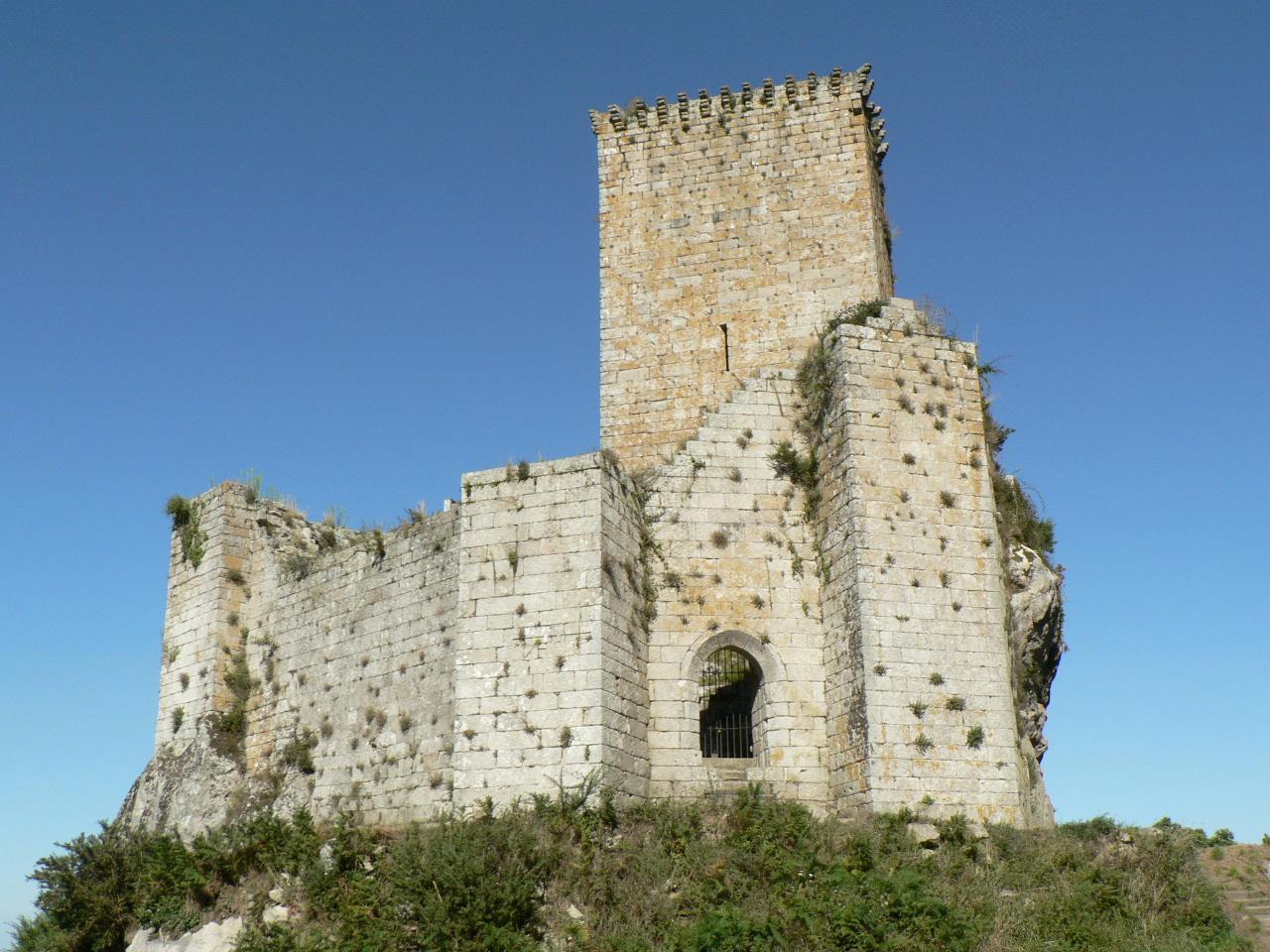 Castillo da Nogueirosa