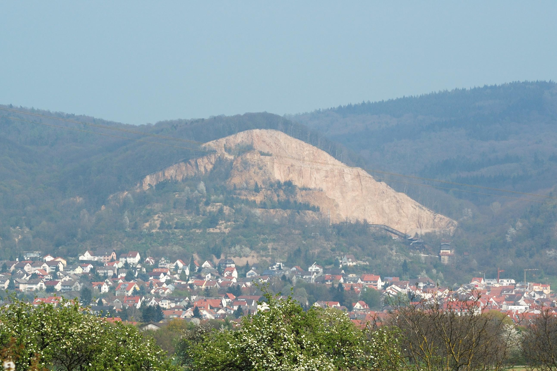 Dossenheim Germany  city photo : Porphyrsteinbruch Dossenheim 2007 Wikimedia Commons