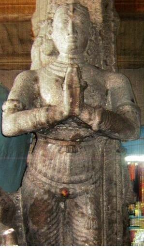 Rani Mangammal of Madurai