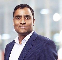 Raj Mamodia Indian American business executive (born 1971)