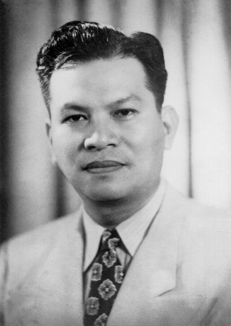 Image result for photo of Ramon Magsaysay