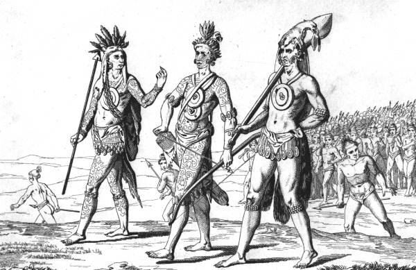 seminole florida with File Rc11018 Timucua Warriors With Weapons And Tattoo Regalia on File Map of Florida highlighting Pasco County together with Florida additionally Cache details together with Carte besides 36x72 basalt   3.