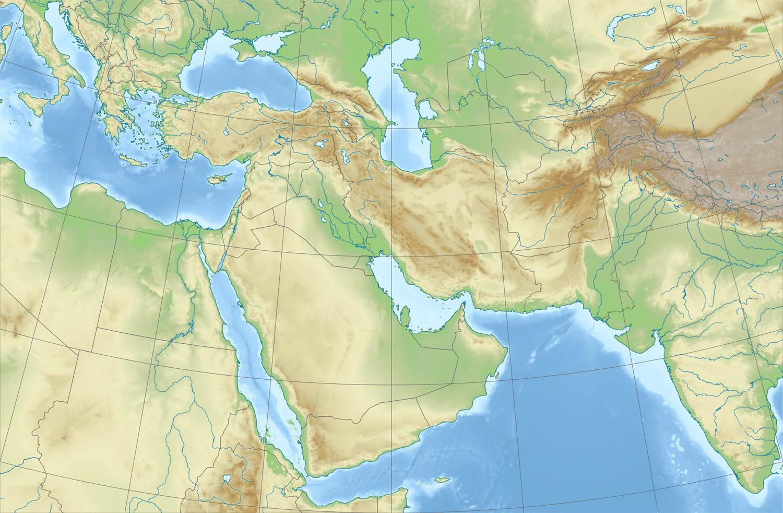 Тигр (река) (Ближний и Средний Восток)