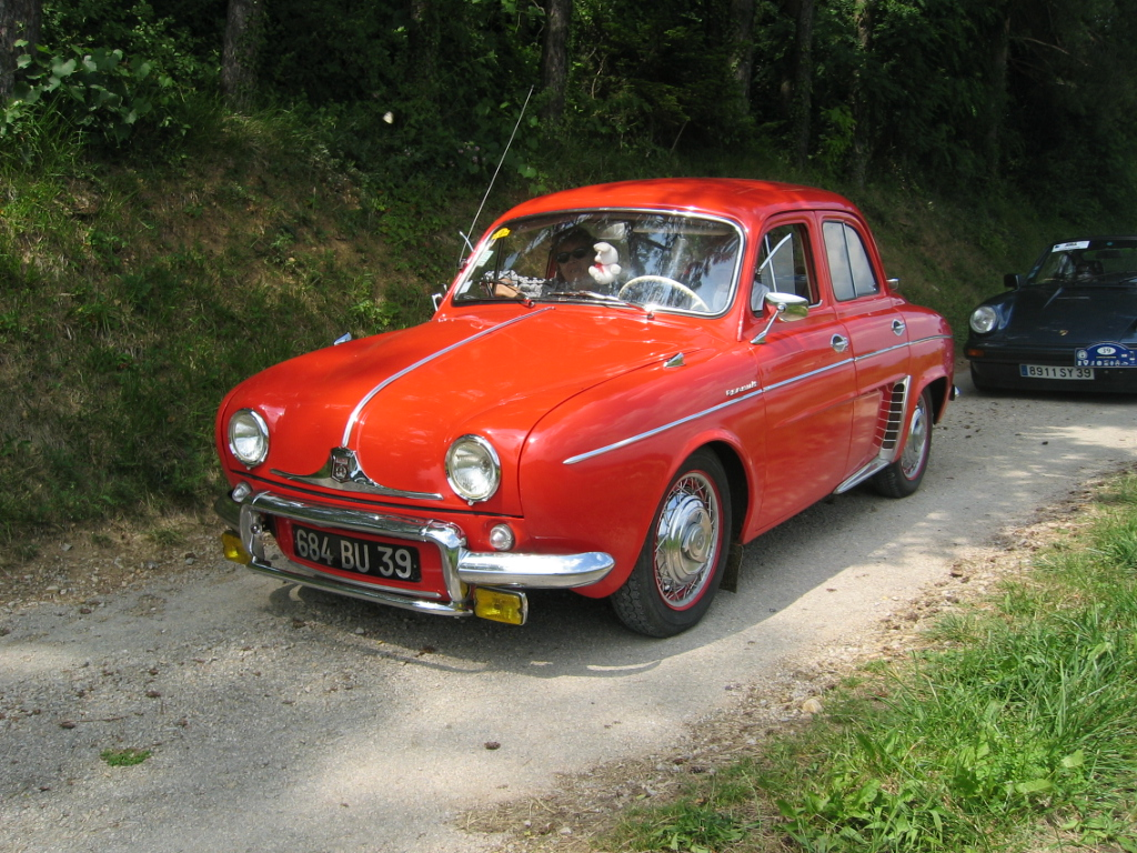 Renault Dauphine Wikipedia