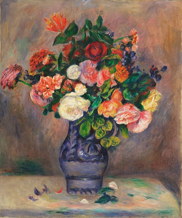 Flowers In A Vase Wikidata