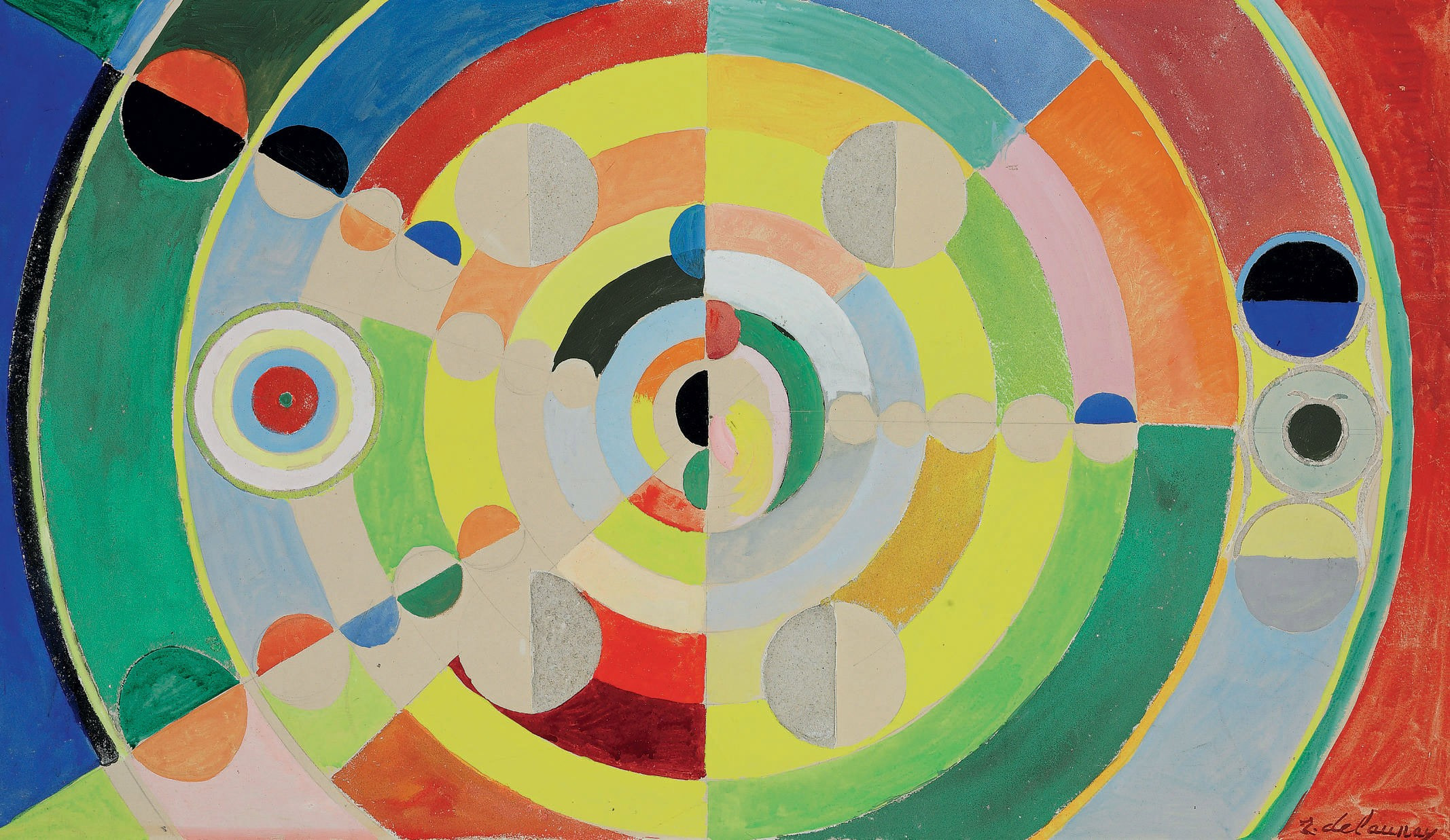 File Robert Delaunay Relief Disques Wikimedia