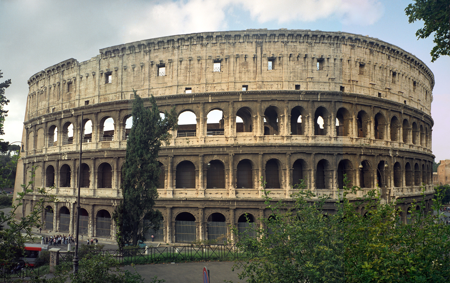 roman architecture ppt