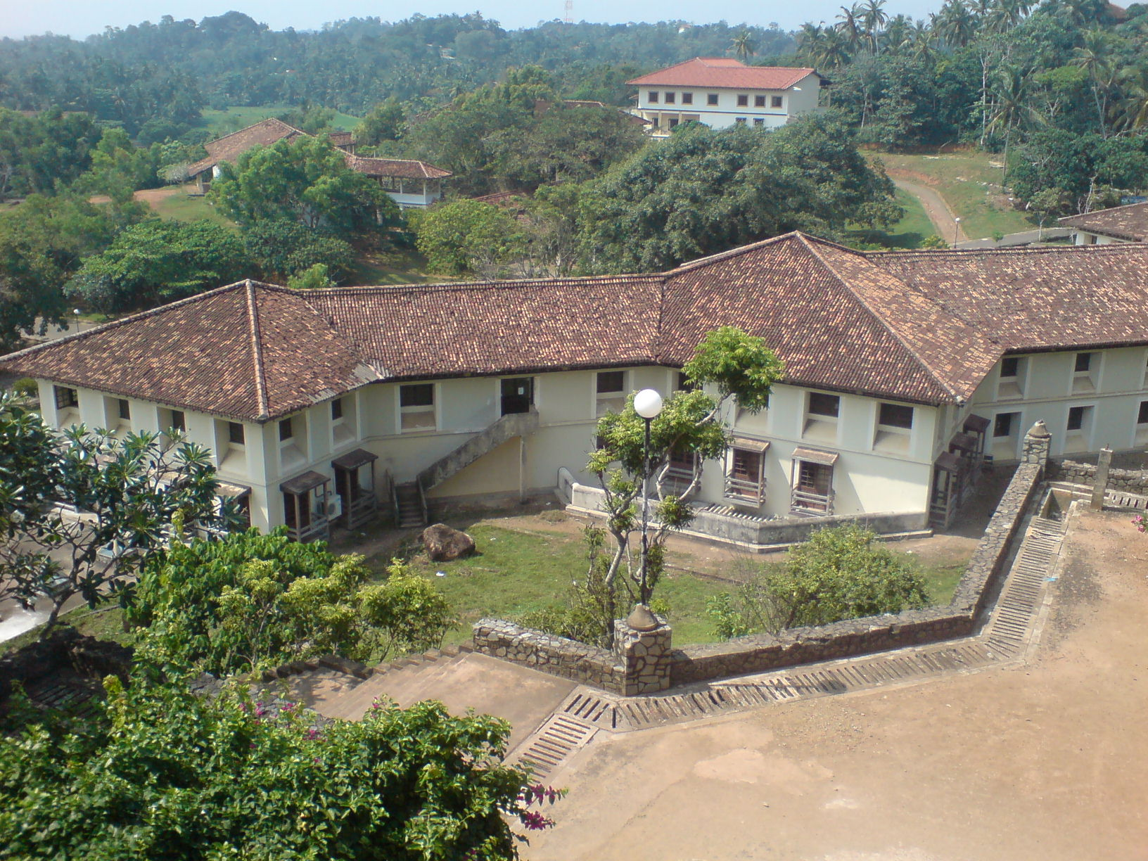 Faculties and institutions of University of Ruhuna - Wikipedia