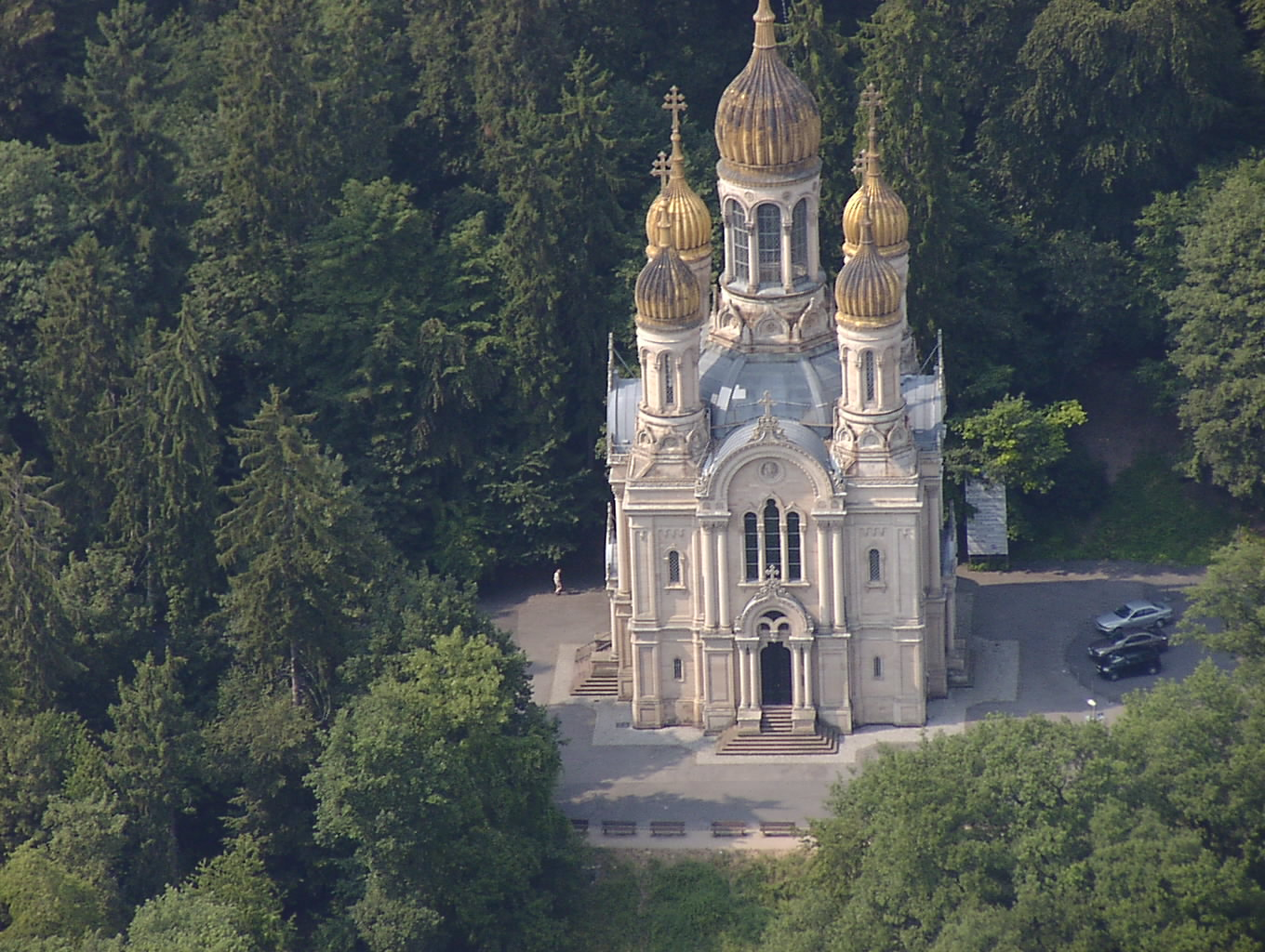 Russia Orthodox Church