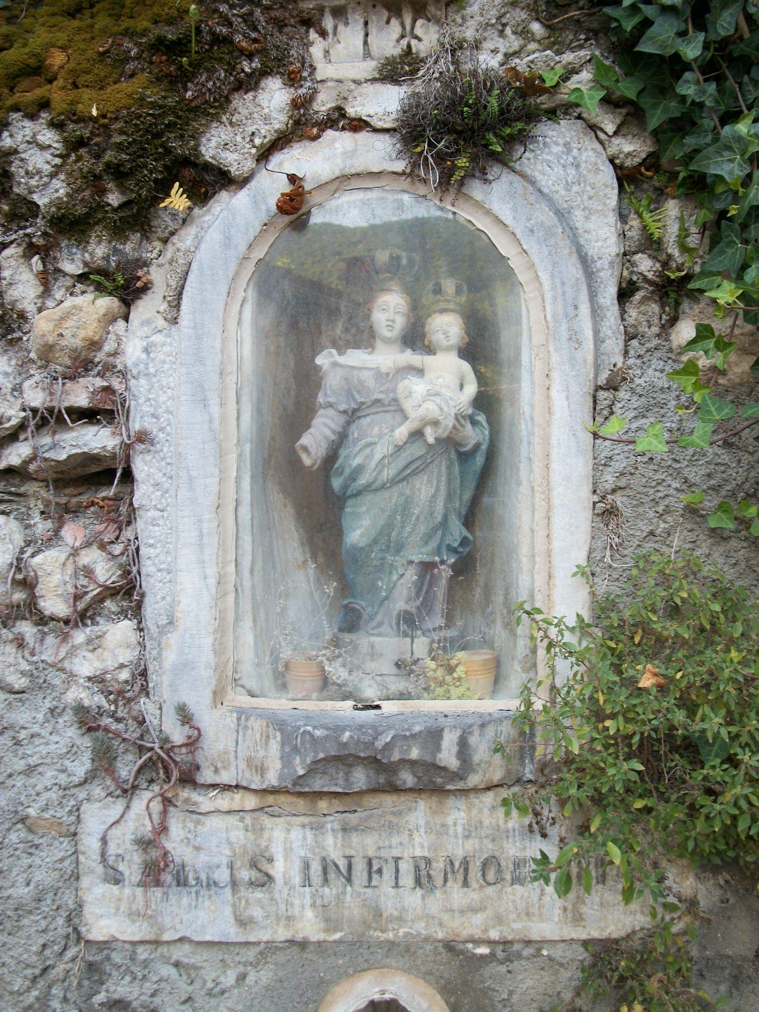 Fichiersaint Bertrand De Comminges Statue De La Vierge