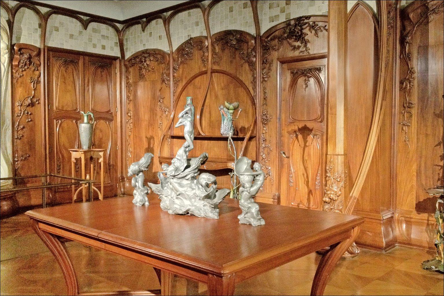 Chaise Style Art Nouveau art nouveau furniture - wikiwand