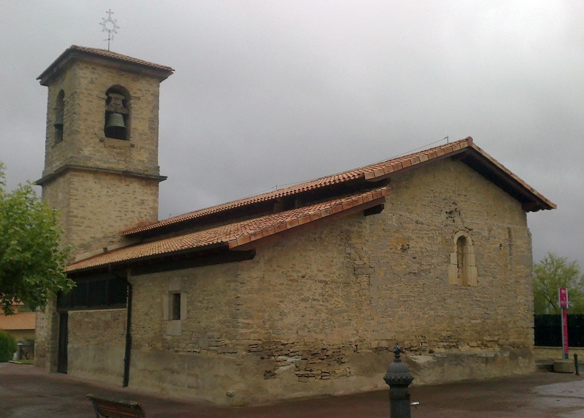 File San Joan Ante Portam Latinam Eliza Krispi A Gasteiz