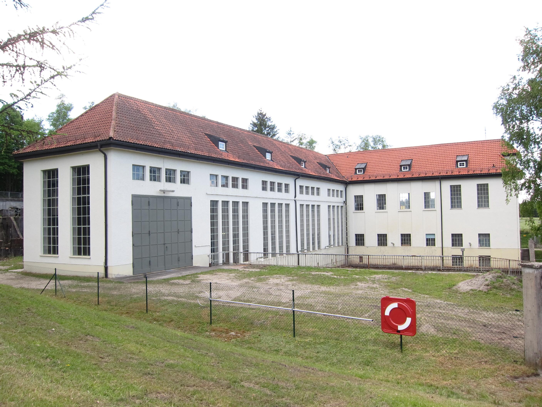 Wasserkraftwerk Schönmühl
