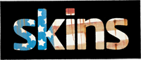 English: The logo of the US version of the Ski...