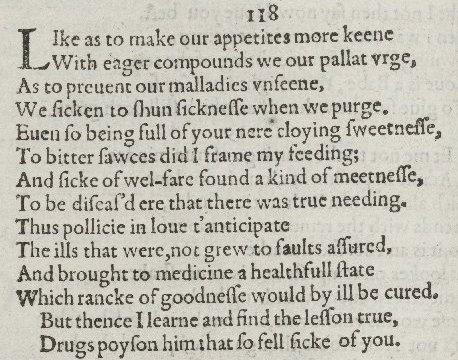 Sonnet XVIII