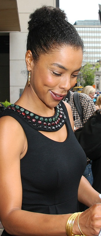Sophie Okonedo at the 2008 Toronto Internation...