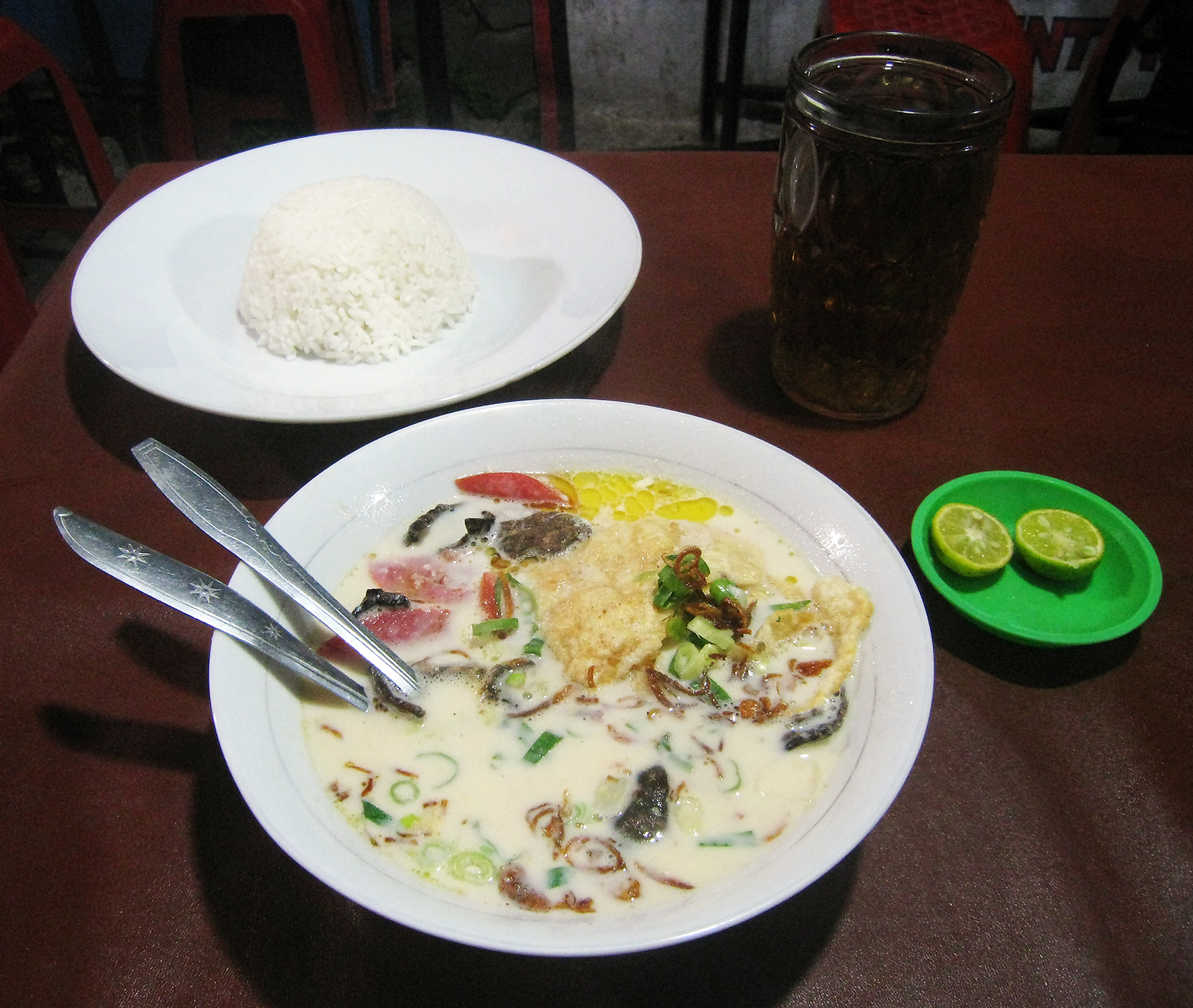 File Soto Betawi Jakarta Street Side Food Jpg Wikimedia Commons