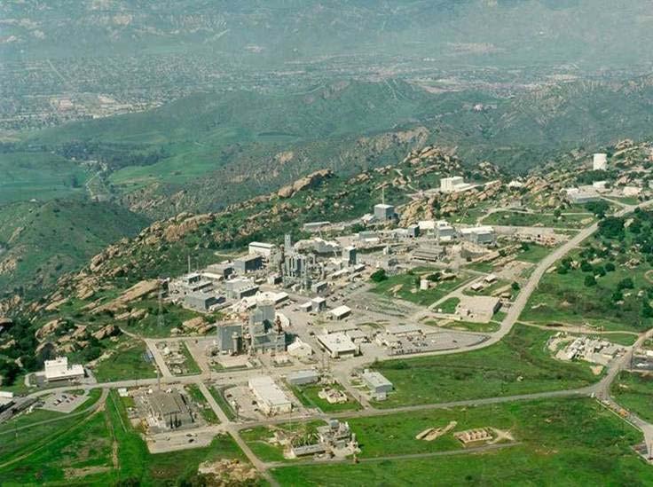 Santa Susana Field Lab