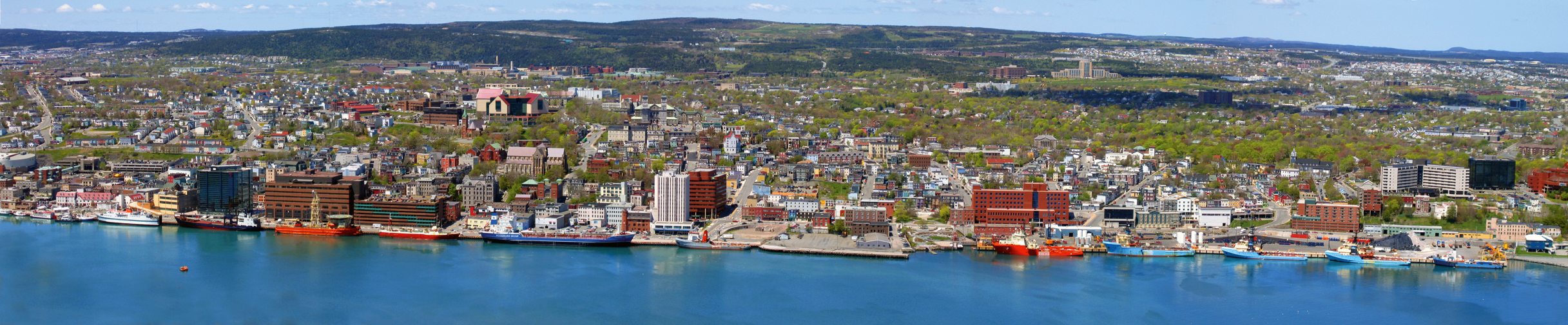 St. John's (NL) Canada  city pictures gallery : St.John's NFLD Wikipedia, the free encyclopedia
