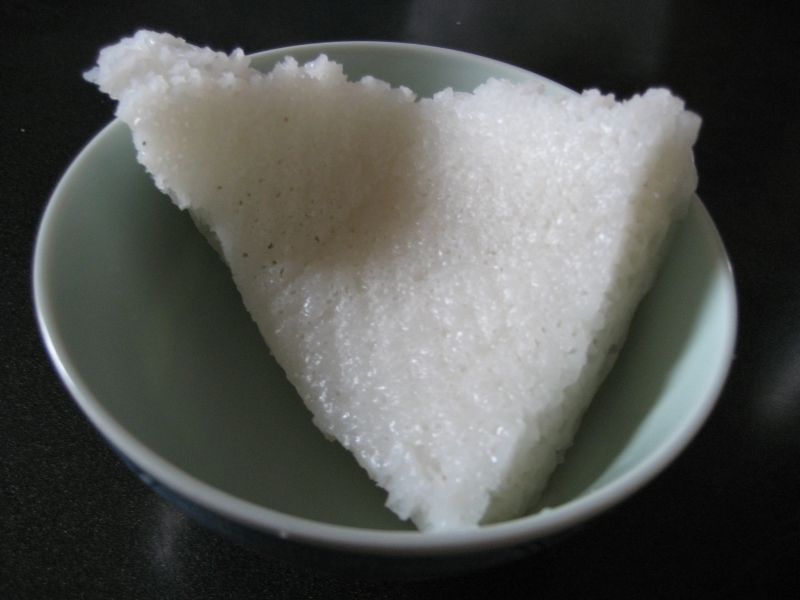 Hawaiian Rice Cake Recipe
