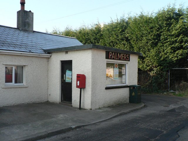 File:Sudbrook, post office and postbox No. NP26 450 - geograph.org.uk - 695758.jpg