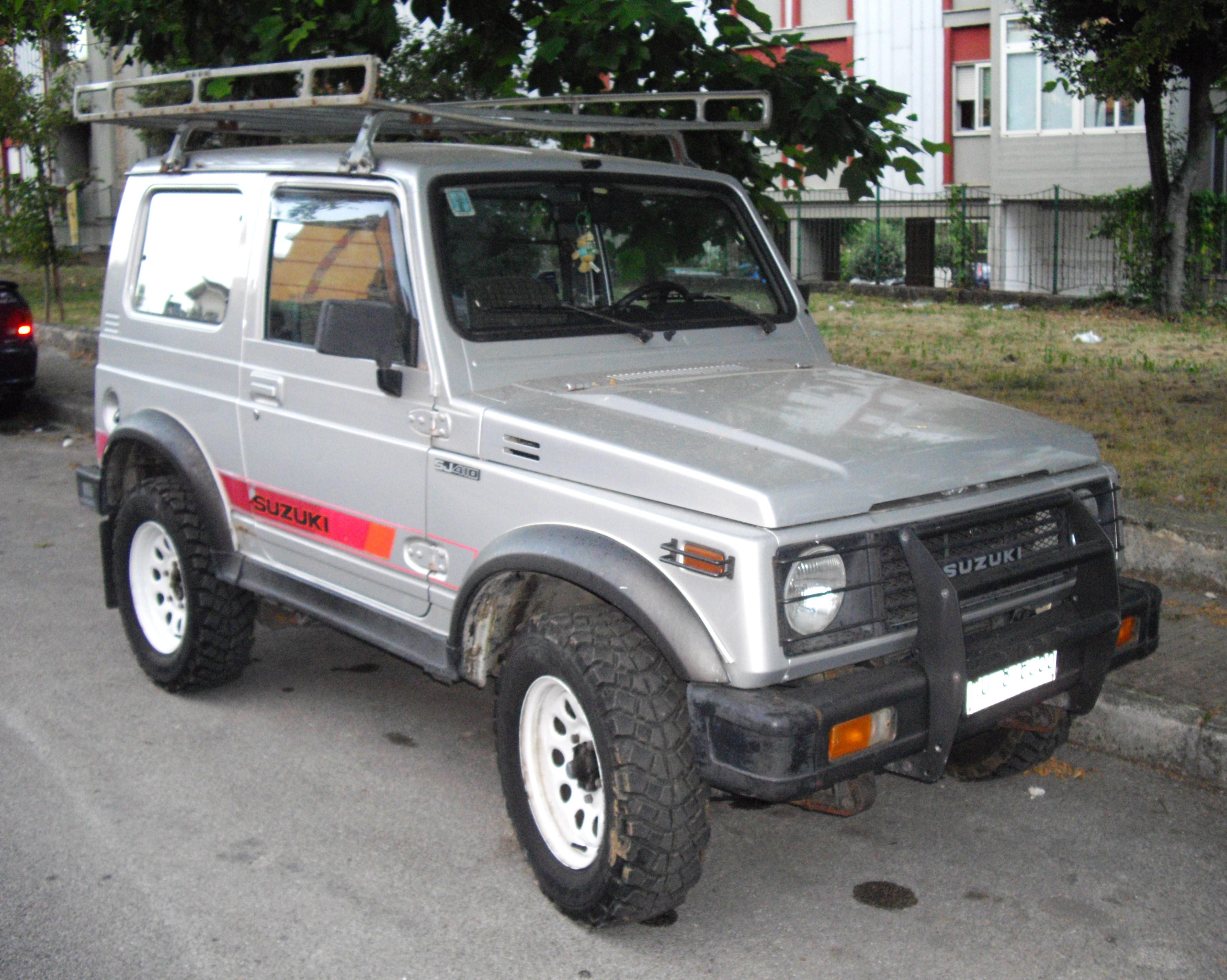 Suzuki Fj