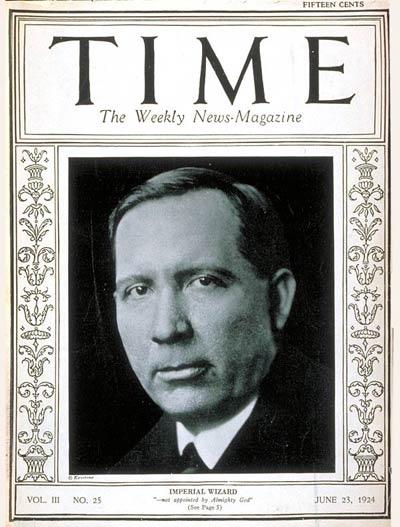 H.W. Evans