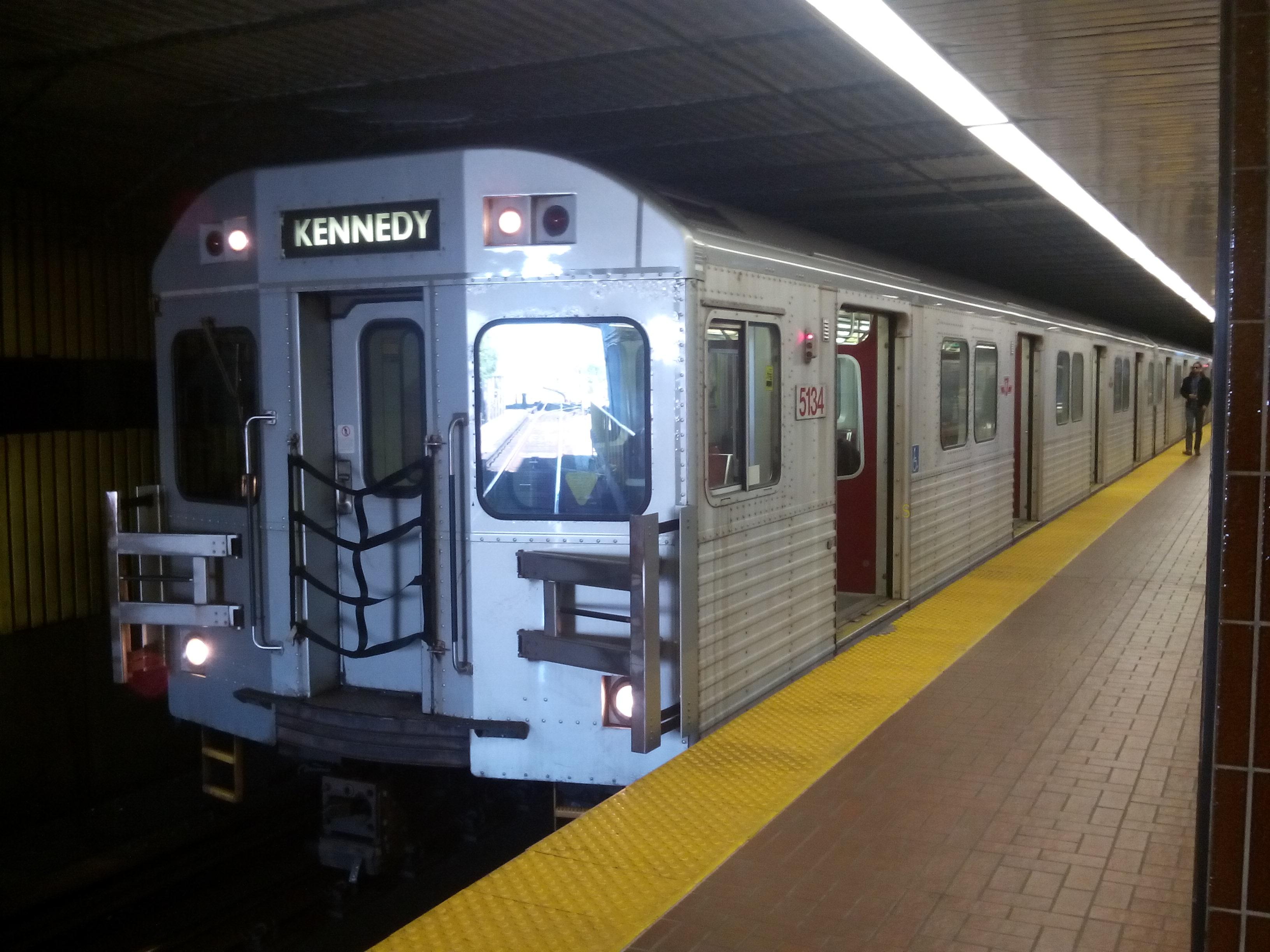 Old Ttc Subway Cars