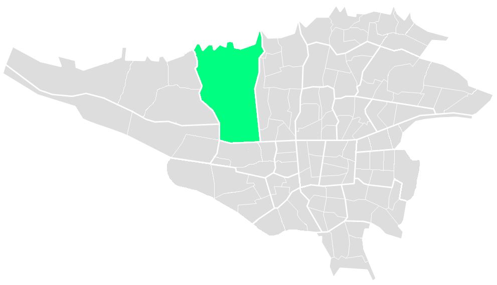 منطقه ۵ شهرداری تهران
