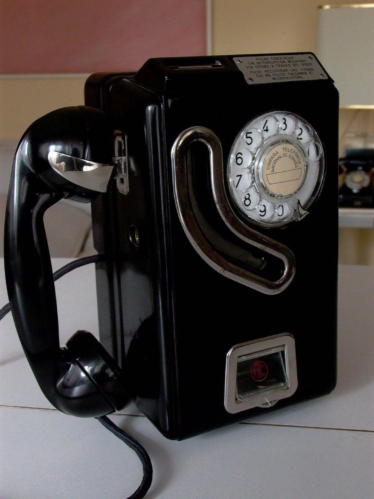 Tel fono wikipedia la enciclopedia libre for La oficina telefono