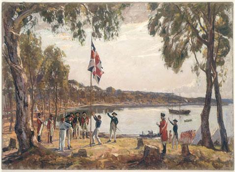 The Founding of Australia