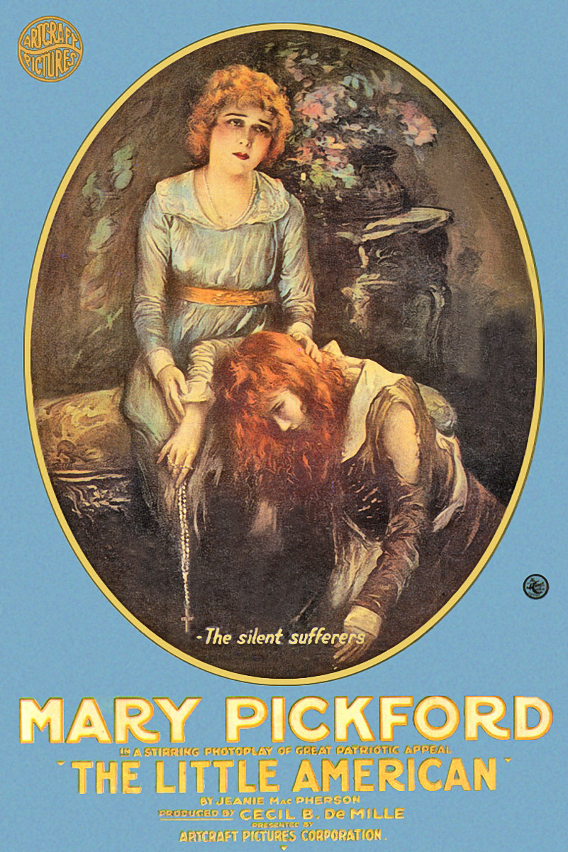 The Little American starring Mary Pickford