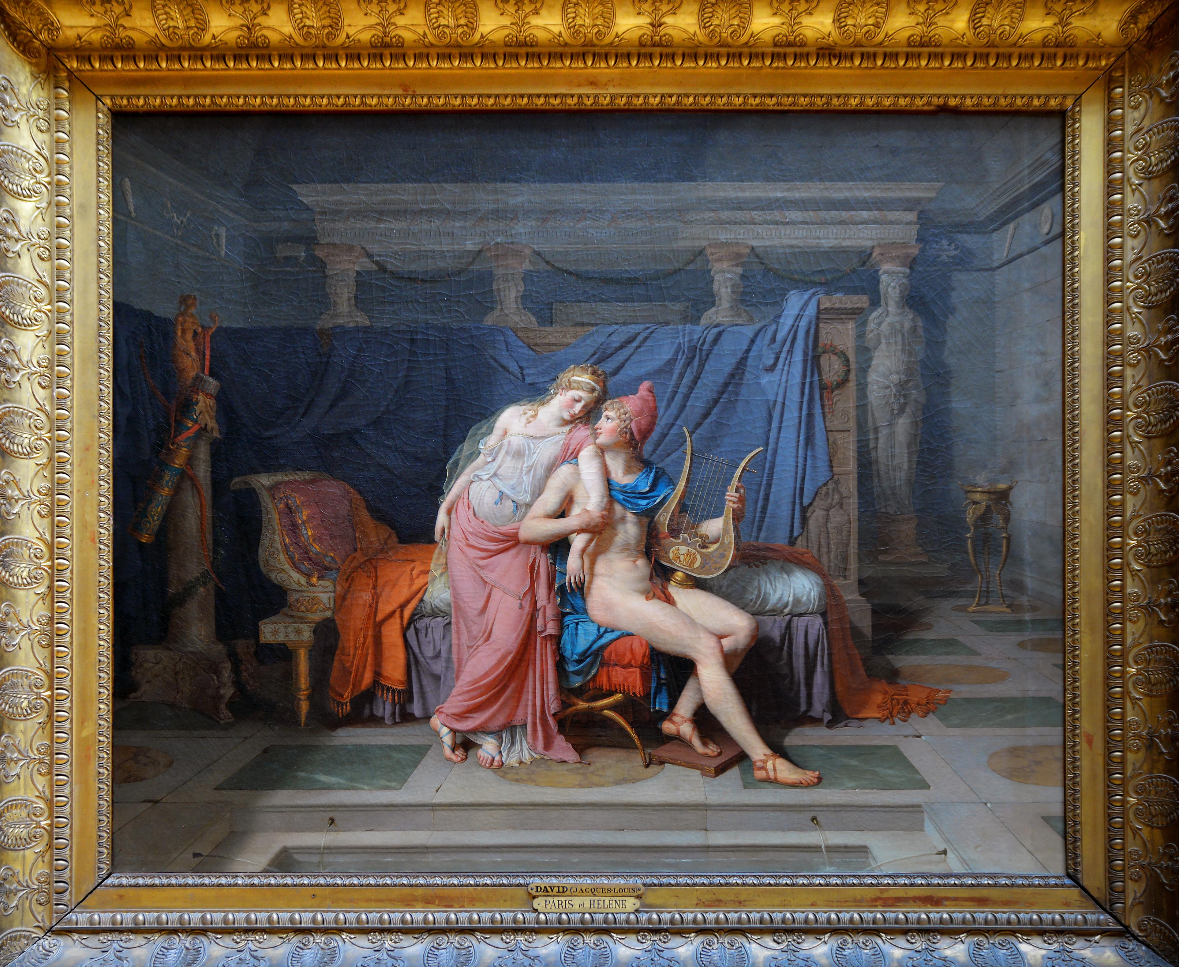 Los amores de Paris y Helena - Wikipedia, la enciclopedia libre