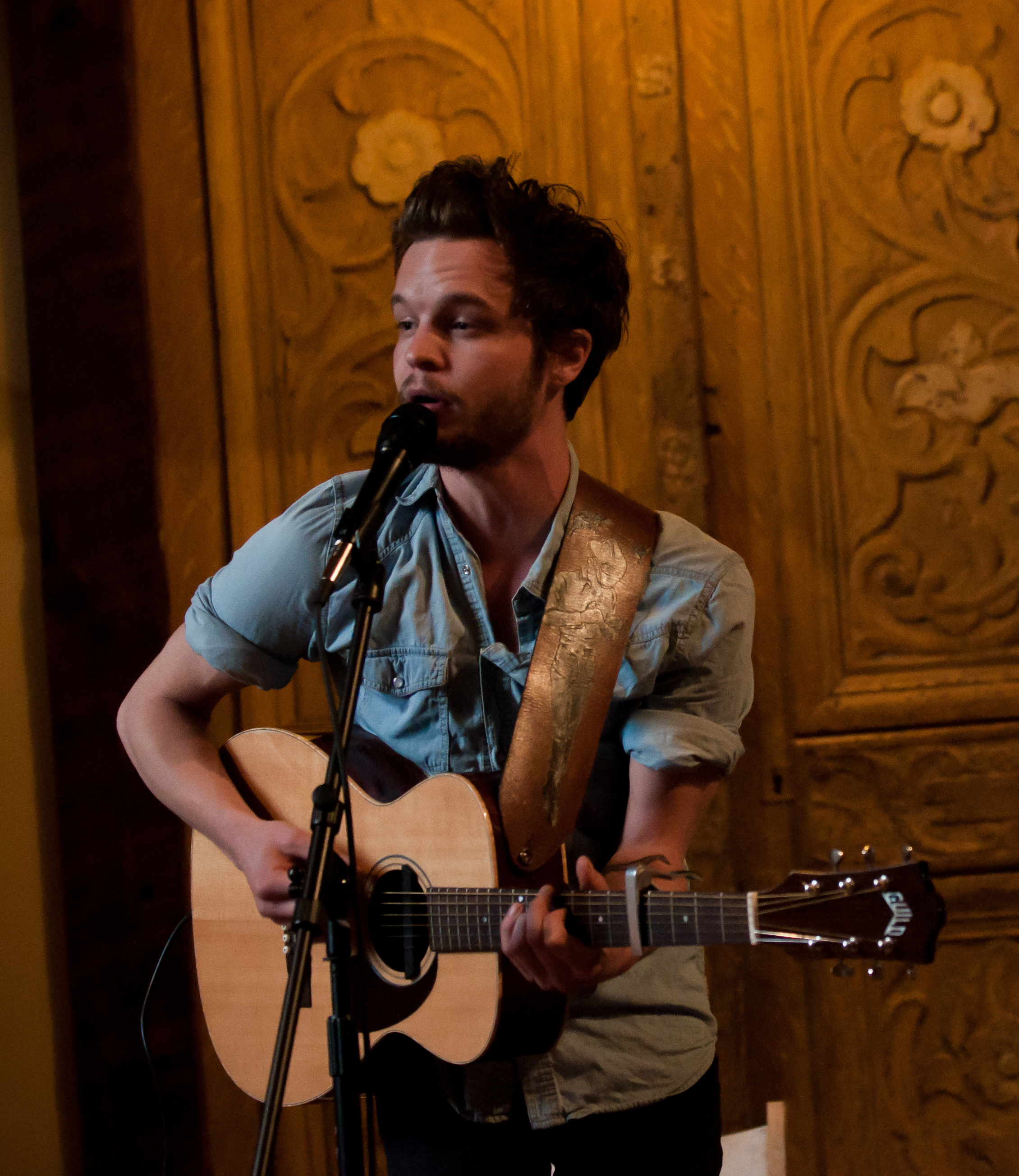The Tallest Man On Earth 96