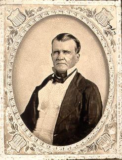 Thomas mckinney portrait