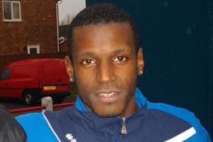 Tyrone Thompson Professional footballer (born 1982)