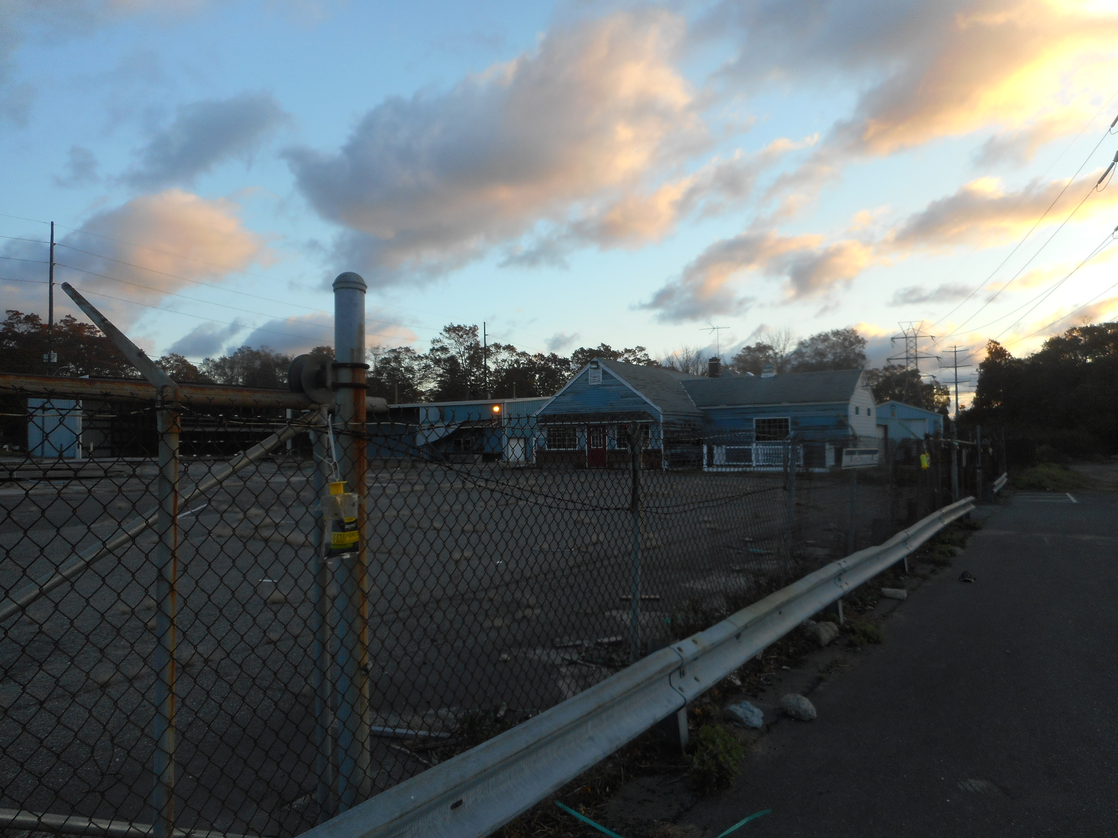 Lumber Yard Long Island