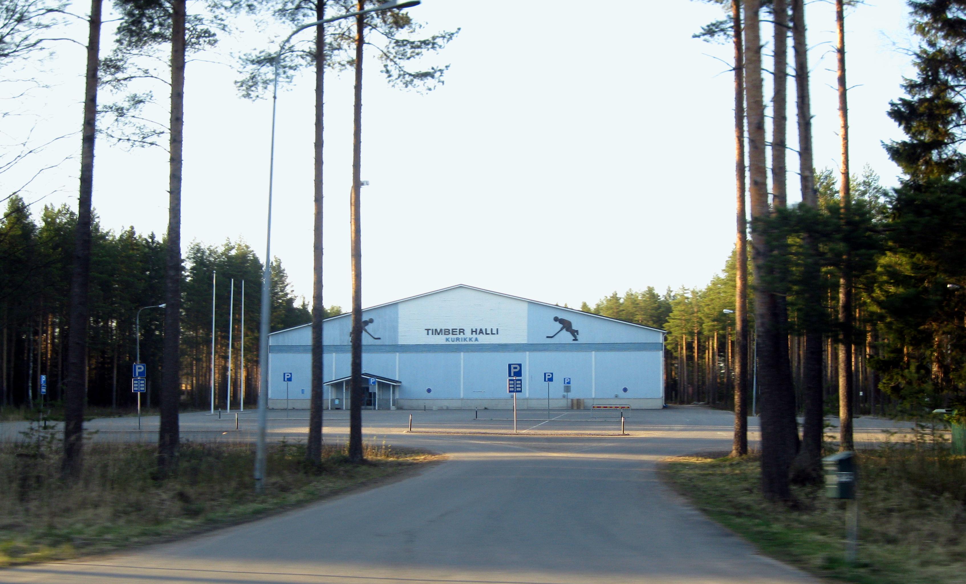 Yrityksen tiedot: Kurikka Timber Oy