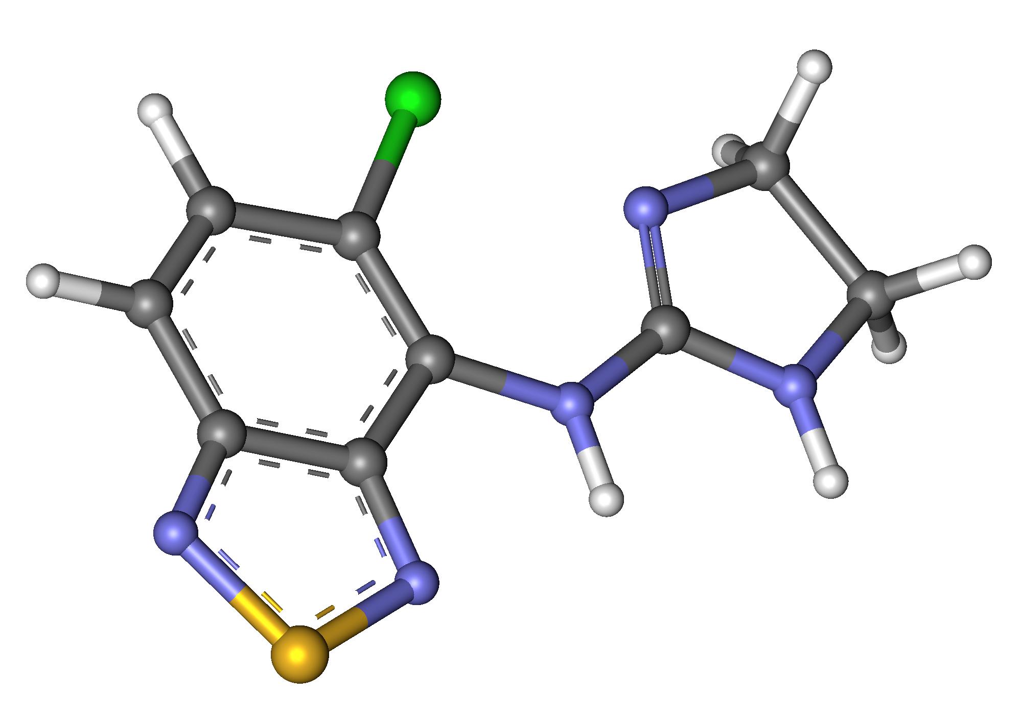 Tizanidine   Wikiwand