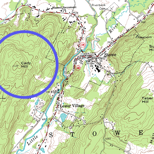 High School Earth Science/Topographic Maps - Wikibooks, open books for ...