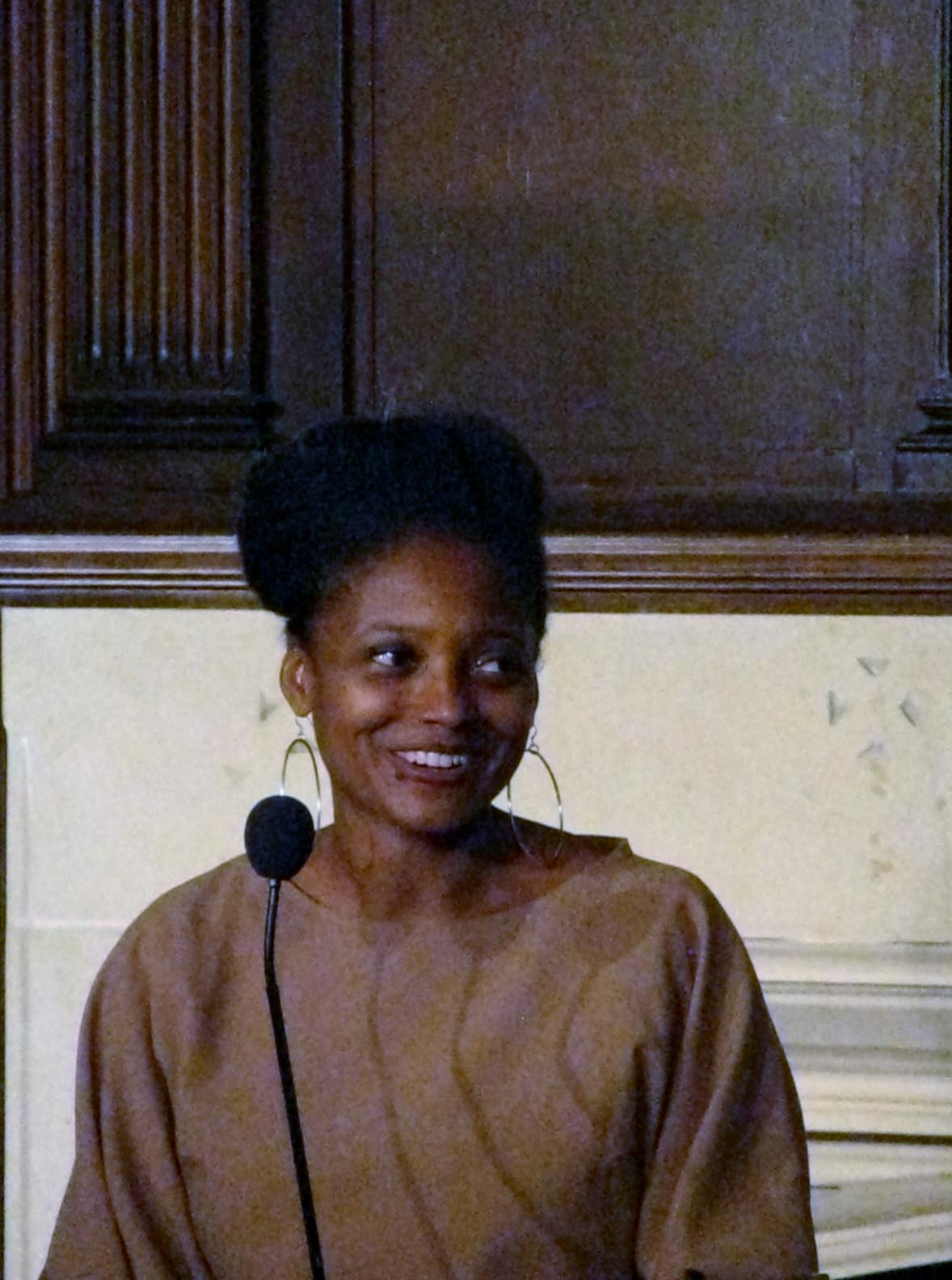 Tracy K . Smith