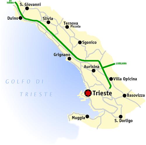 Province de Trieste