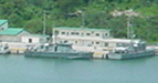 Two Federated States of Micronesia Pacific Forum Patrol Vessels, moored in Pohnpei