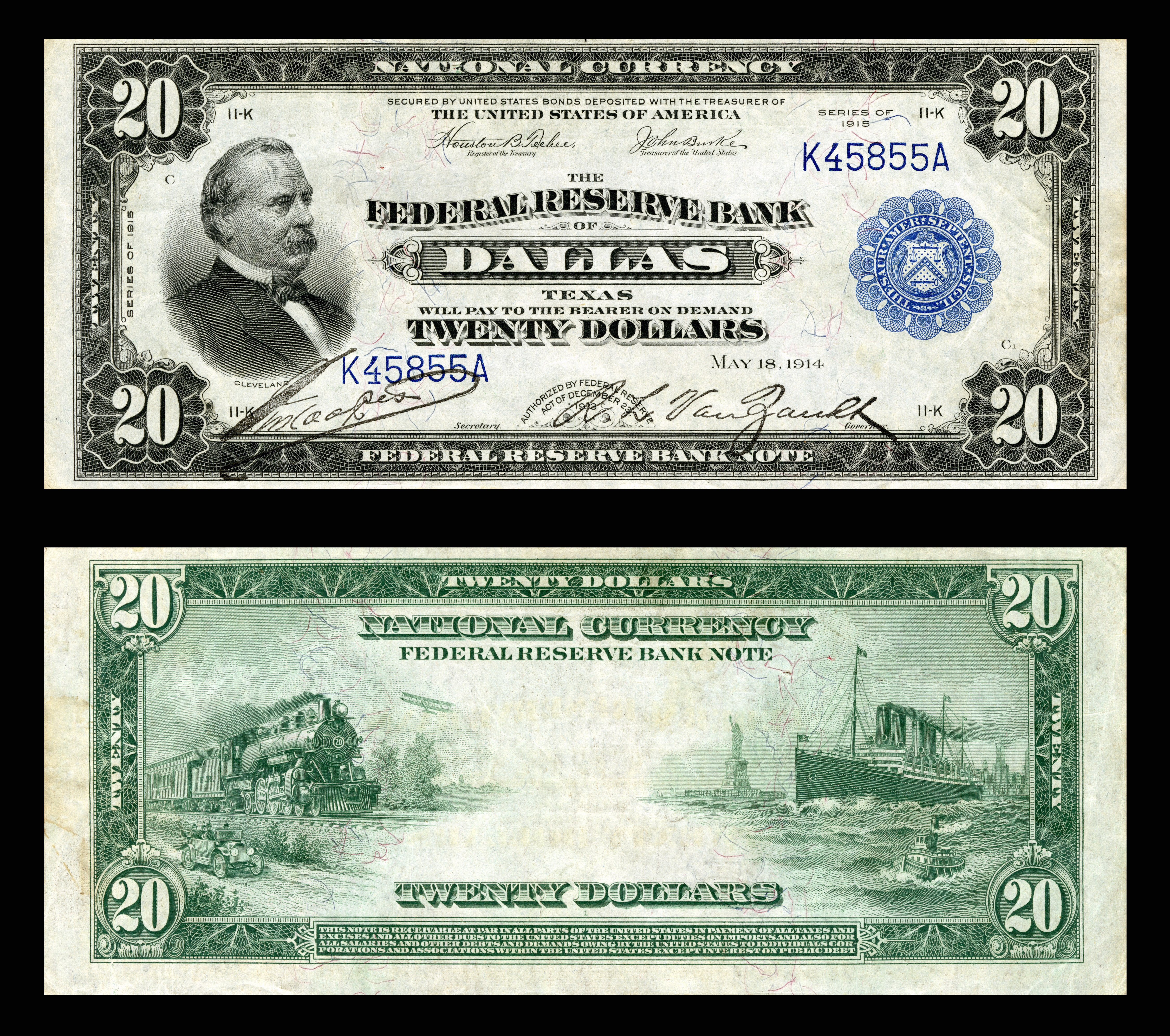 Federal Reserve Bank of Dallas - Wikipedia