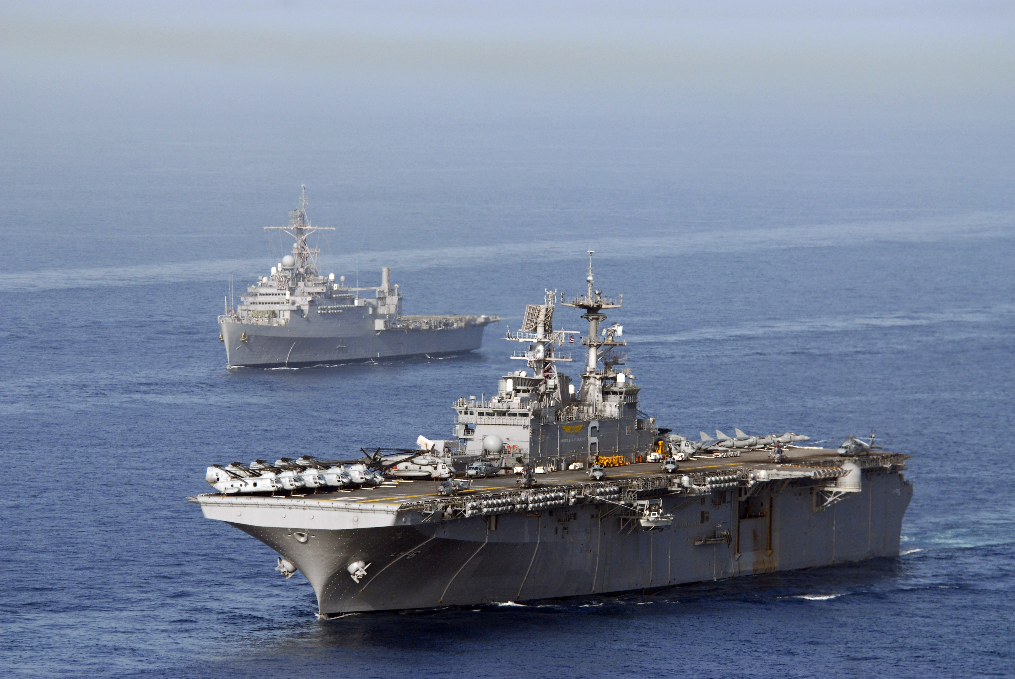 Image result for USS Bonhomme Richard (LHD 6), photos